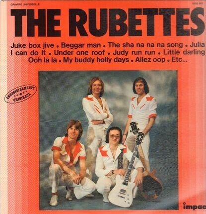 #<Artist:0x00007f044372eea0> - The Rubettes
