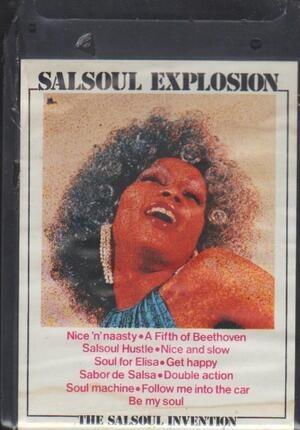 #<Artist:0x00007f29c6a99920> - Salsoul Explosion