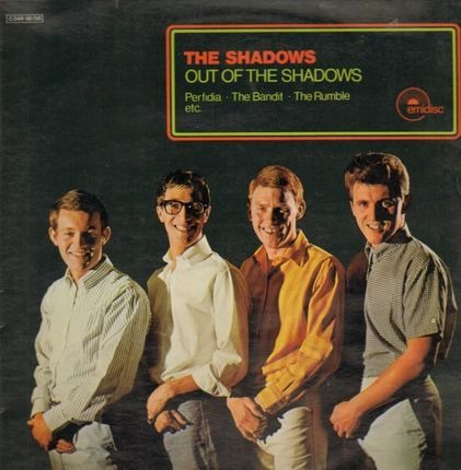 #<Artist:0x00007f522d180c50> - Out of the Shadows