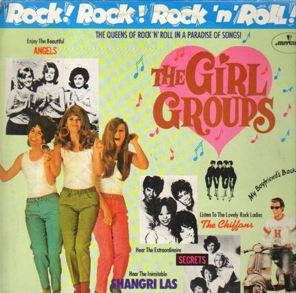 #<Artist:0x00007fcee256aa50> - The girl groups