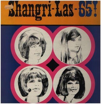 #<Artist:0x00007f60e3044fc0> - Shangri-Las - 65!
