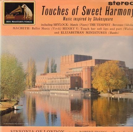 #<Artist:0x00007fcecbea82c8> - Sweet Harmony - Music Inspired By Shakespeare