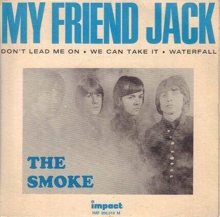 #<Artist:0x00007f814f863af8> - My Friend Jack