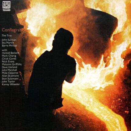 #<Artist:0x0000000007343e18> - Conflagration