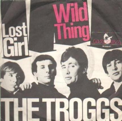 #<Artist:0x00007fce085687a8> - Wild Thing / Lost Girls