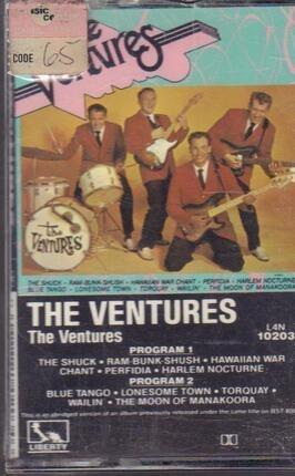 #<Artist:0x0000000004bc3910> - The Ventures