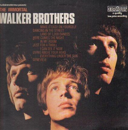 #<Artist:0x00007f740cc9c138> - The Immortal Walker Brothers