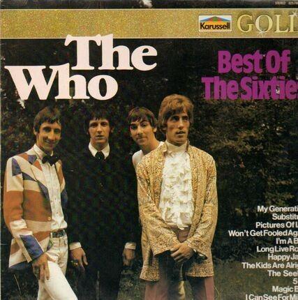 #<Artist:0x00007fcee3a00fa0> - Best Of The Sixties
