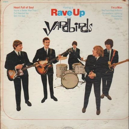 #<Artist:0x0000000007d66cb0> - Having A Rave Up With The Yardbirds
