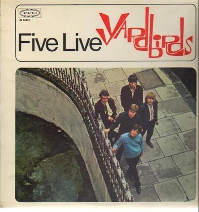 #<Artist:0x00007f412e1cac48> - Five Live Yardbirds