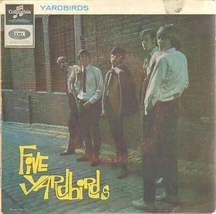#<Artist:0x00007f4c8fd6f758> - Five Yardbirds