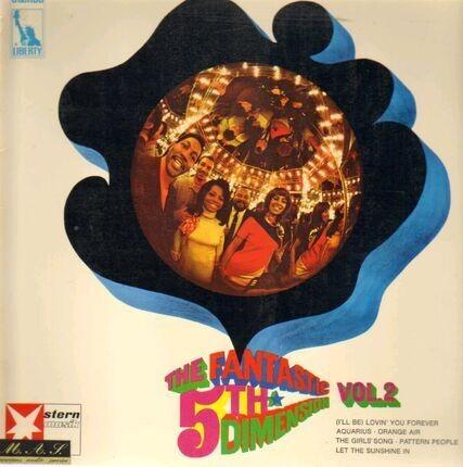 #<Artist:0x00007f73e0bfd370> - The Fantastic 5th Dimension Vol.2