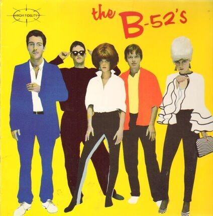 #<Artist:0x00007fcee0a835c0> - The B-52's