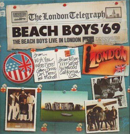 #<Artist:0x00007f7e1d88d130> - Beach Boys '69