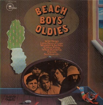 #<Artist:0x00007fb542f30d00> - Beach Boys' Oldies