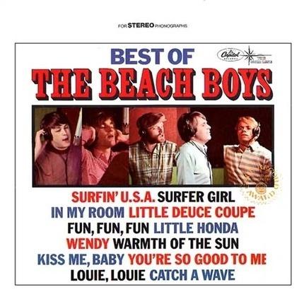 #<Artist:0x00007fcee217f3c8> - Best Of The Beach Boys