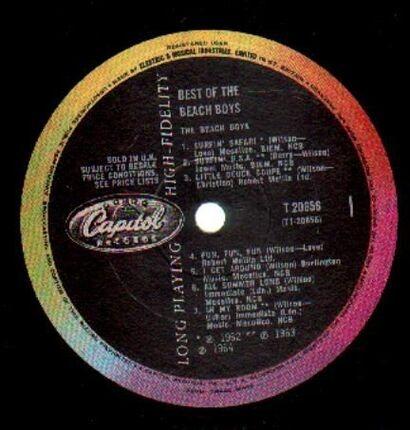 #<Artist:0x00000000083494e8> - Best Of The Beach Boys