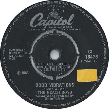 #<Artist:0x00007fcec3866368> - Good Vibrations