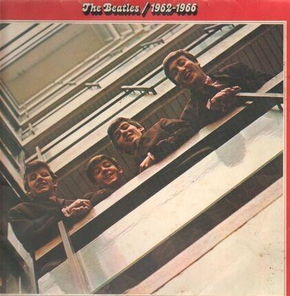 #<Artist:0x00007fa7f47b17b0> - 1962 - 1966, Red Album