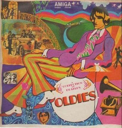 #<Artist:0x00007fbb7f964c08> - A Collection Of Beatles Oldies