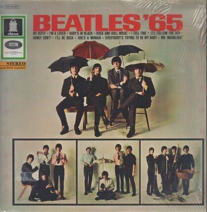 #<Artist:0x00007f40c2546d98> - Beatles '65
