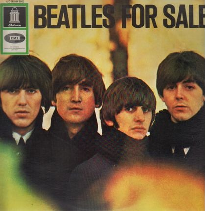 #<Artist:0x00007fd4c6330750> - Beatles for Sale