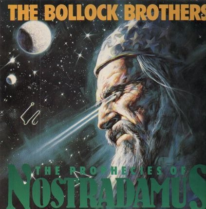 #<Artist:0x00007f3bf596b1c0> - The Prophecies of Nostradamus