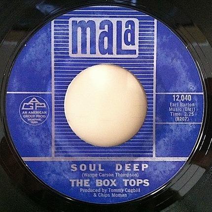 #<Artist:0x00007fb54184ff50> - Soul Deep