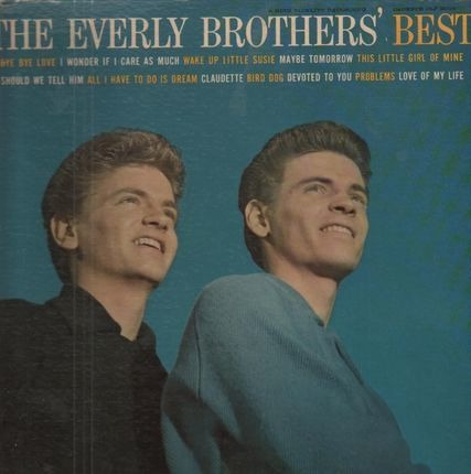 #<Artist:0x00007f410dc1f958> - The Everly Brothers' Best