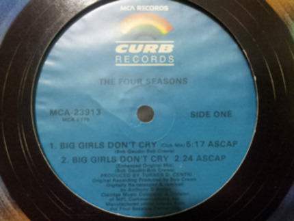 #<Artist:0x00007f740de429c8> - Big Girls Don't Cry