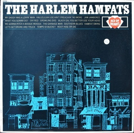 #<Artist:0x0000000009368928> - The Harlem Hamfats