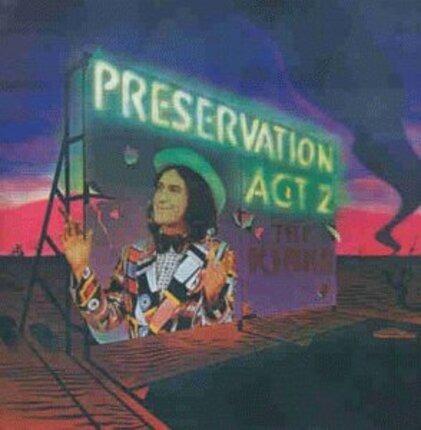 #<Artist:0x00007fb681bec258> - Preservation: Act 2