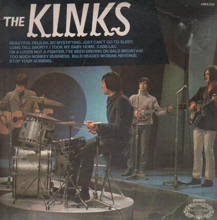 #<Artist:0x00007fcf9c8d9488> - Kinks
