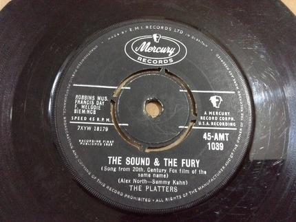 #<Artist:0x00007fceb8eb3f00> - The Sound And The Fury
