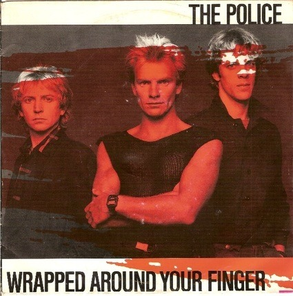 #<Artist:0x00007f4106744f70> - Wrapped Around Your Finger