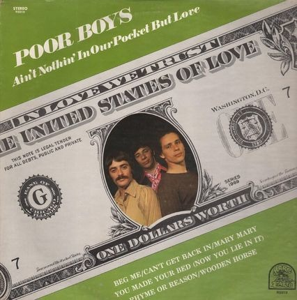 #<Artist:0x00007fbbbfa55348> - Ain't Nothin' In Our Pocket But Love