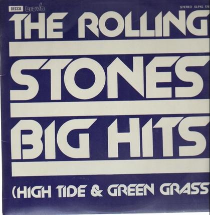 #<Artist:0x00007f548e3cedf0> - Big Hits (High Tide And Green Grass)