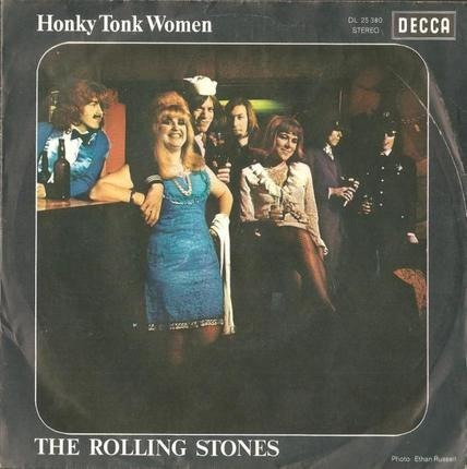 #<Artist:0x00007f7e0961d800> - Honky Tonk Women / You Can't Always Get What You Want