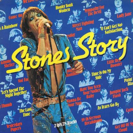 #<Artist:0x00007f73aa7fc130> - Stones Story