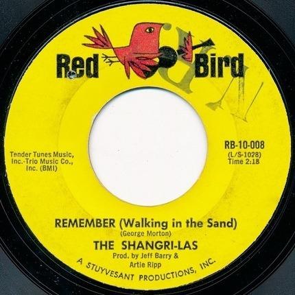 #<Artist:0x00007f40ecc8f580> - Remember (Walking In The Sand)