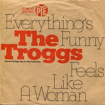 #<Artist:0x00007f740deea600> - Everything's Funny / Feels Like A Woman