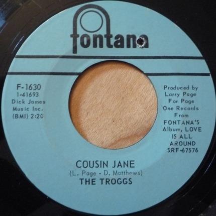 #<Artist:0x00007fce30c8cf20> - Surprise, Surprise (I Need You) / Cousin Jane
