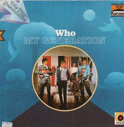 #<Artist:0x00007fcec051df38> - My Generation