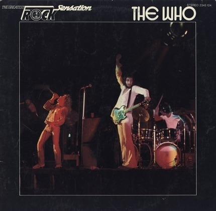 #<Artist:0x00007fcec2acb870> - The Greatest Rock Sensation