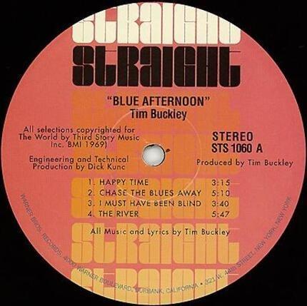 #<Artist:0x00007fcec0dca0f0> - Blue Afternoon
