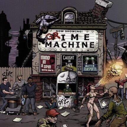 #<Artist:0x00007f4a8c9758c8> - Grime Machine
