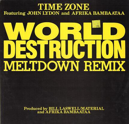 #<Artist:0x00007fa22b585fa0> - World Destruction (Meltdown Remix)