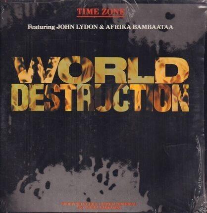#<Artist:0x00007f410f55e770> - world destruction