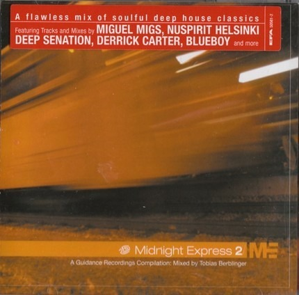 #<Artist:0x0000000007bad0b8> - Midnight Express 2 -  A Guidance Recordings Compilation