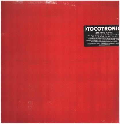 #<Artist:0x00007f1d4b0638e8> - Tocotronic (Das Rote Album)